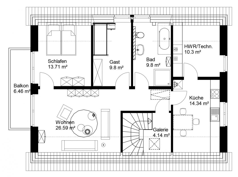 einfamilienhaus zwei wohneinheiten